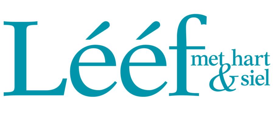 Lééf met hart & siel Logo
